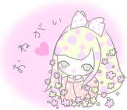 lollipop girls sticker #13786220