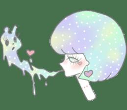 lollipop girls sticker #13786223