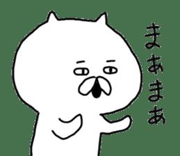 Somehow-cat sticker #13787962