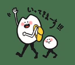 Sankaku and Mashimaro sticker #13805640