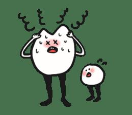 Sankaku and Mashimaro sticker #13805673