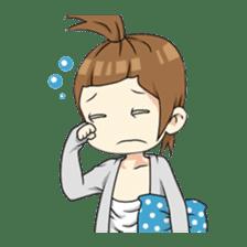 Lill Cute Oppa sticker #13809588