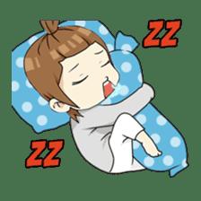 Lill Cute Oppa sticker #13809591
