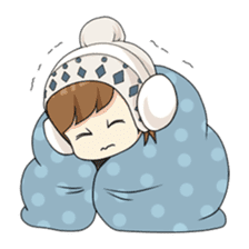 Lill Cute Oppa sticker #13809613