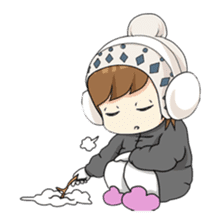 Lill Cute Oppa sticker #13809615