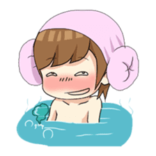 Lill Cute Oppa sticker #13809617