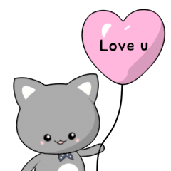 Lovely Cat TiTi Animated