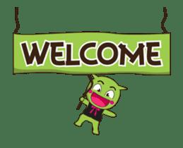 Zelen Animated 2 (Mini Edition) sticker #13820398