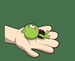 Zelen Animated 2 (Mini Edition) sticker #13820399