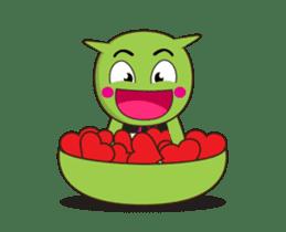 Zelen Animated 2 (Mini Edition) sticker #13820407