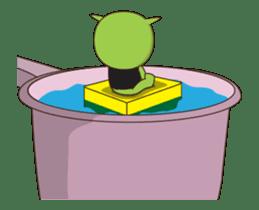 Zelen Animated 2 (Mini Edition) sticker #13820416