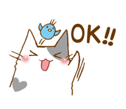 URITAMAGO 's cat 2 sticker #13836030