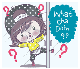Boobib Sarang Hae Yo sticker #13839418