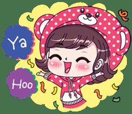 Boobib Sarang Hae Yo sticker #13839436