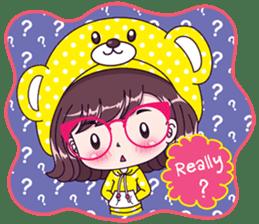 Boobib Sarang Hae Yo sticker #13839438