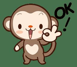 Monkey Game sticker #13852491