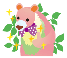 Fantastic Animal by Kayo Horaguchi sticker #13857726