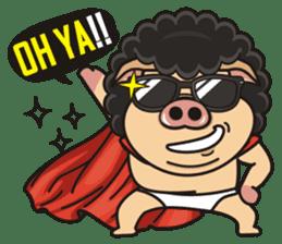 Pigman, Are you OK! - Part 2(English) sticker #13869406