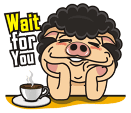 Pigman, Are you OK! - Part 2(English) sticker #13869407