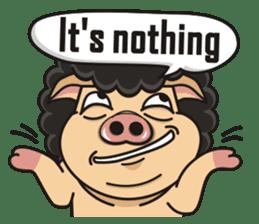 Pigman, Are you OK! - Part 2(English) sticker #13869411