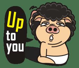Pigman, Are you OK! - Part 2(English) sticker #13869417