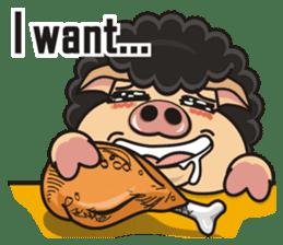 Pigman, Are you OK! - Part 2(English) sticker #13869422