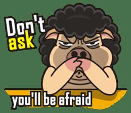 Pigman, Are you OK! - Part 2(English) sticker #13869432