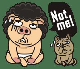 Pigman, Are you OK! - Part 2(English) sticker #13869435