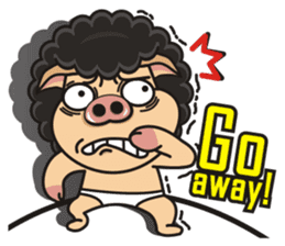 Pigman, Are you OK! - Part 2(English) sticker #13869440