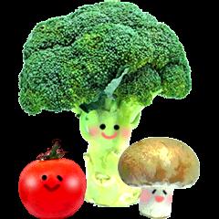 Kawaii Vegetable&fruit