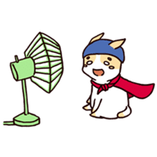 Kyo The Mighty's Weather Forecast sticker #13872656