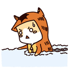 Kyo The Mighty's Weather Forecast sticker #13872675