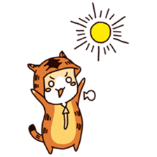 Kyo The Mighty's Weather Forecast sticker #13872680