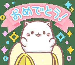 Bananya sticker #13874358