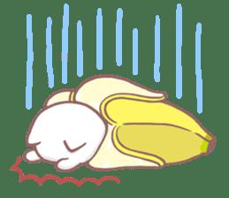 Bananya sticker #13874396