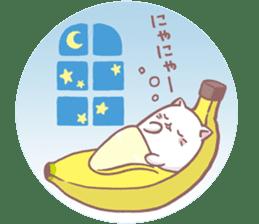 Bananya sticker #13874397