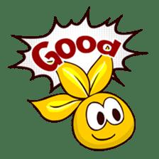 HAPPY MOLE sticker #13877027
