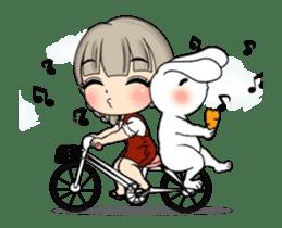 Unna Dook dik2 Eng sticker #13880179