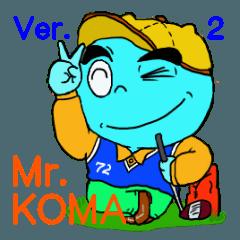 Mr.KOMA Ver.2