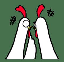 Chicken Bro sticker #13885782