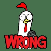 Chicken Bro sticker #13885791