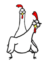 Chicken Bro sticker #13885794