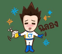 ICT HERO sticker #13889923