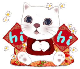 B&Y-Happy Christmas (English version) sticker #13917335