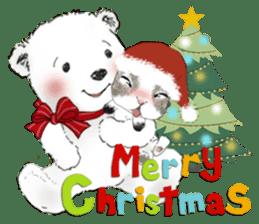 B&Y-Happy Christmas (English version) sticker #13917336