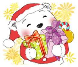 B&Y-Happy Christmas (English version) sticker #13917337