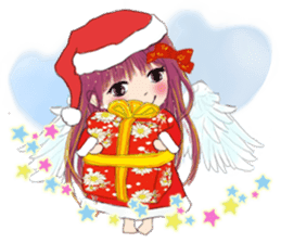 B&Y-Happy Christmas (English version) sticker #13917343