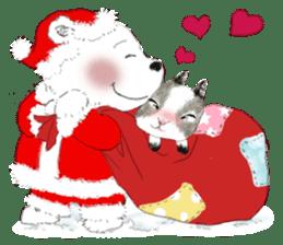 B&Y-Happy Christmas (English version) sticker #13917354