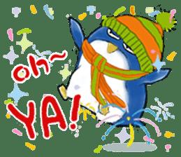 B&Y-Happy Christmas (English version) sticker #13917363