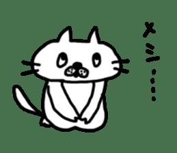 NEKO NO SHIRATAMA4 sticker #13925248